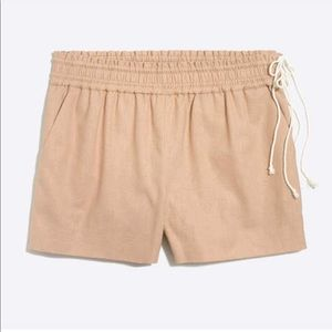 "J.Crew Factory 3 1/2"" pull-on short Chino size s"